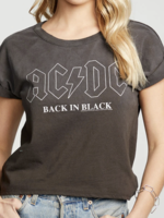 Chaser Vintage Jersey ACDC Tee