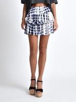 Muche et Muchette Kim Ruffle Mini Skirt