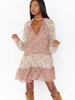 Show Me Your Mumu Birdie Midi Dress
