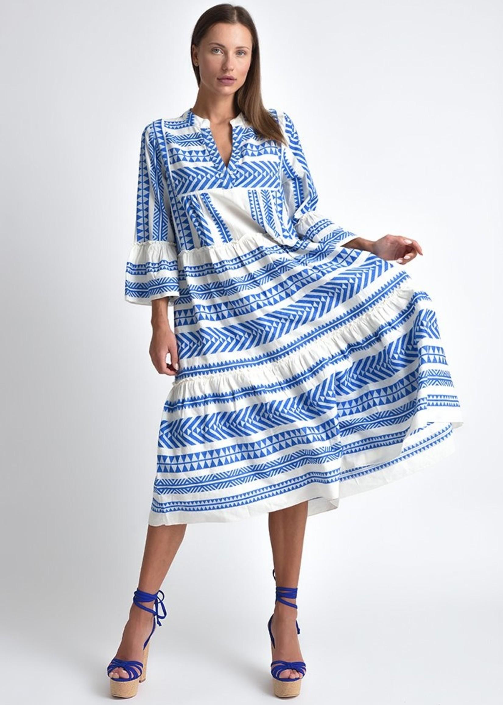Muche et Muchette Kiara V Neck Dress