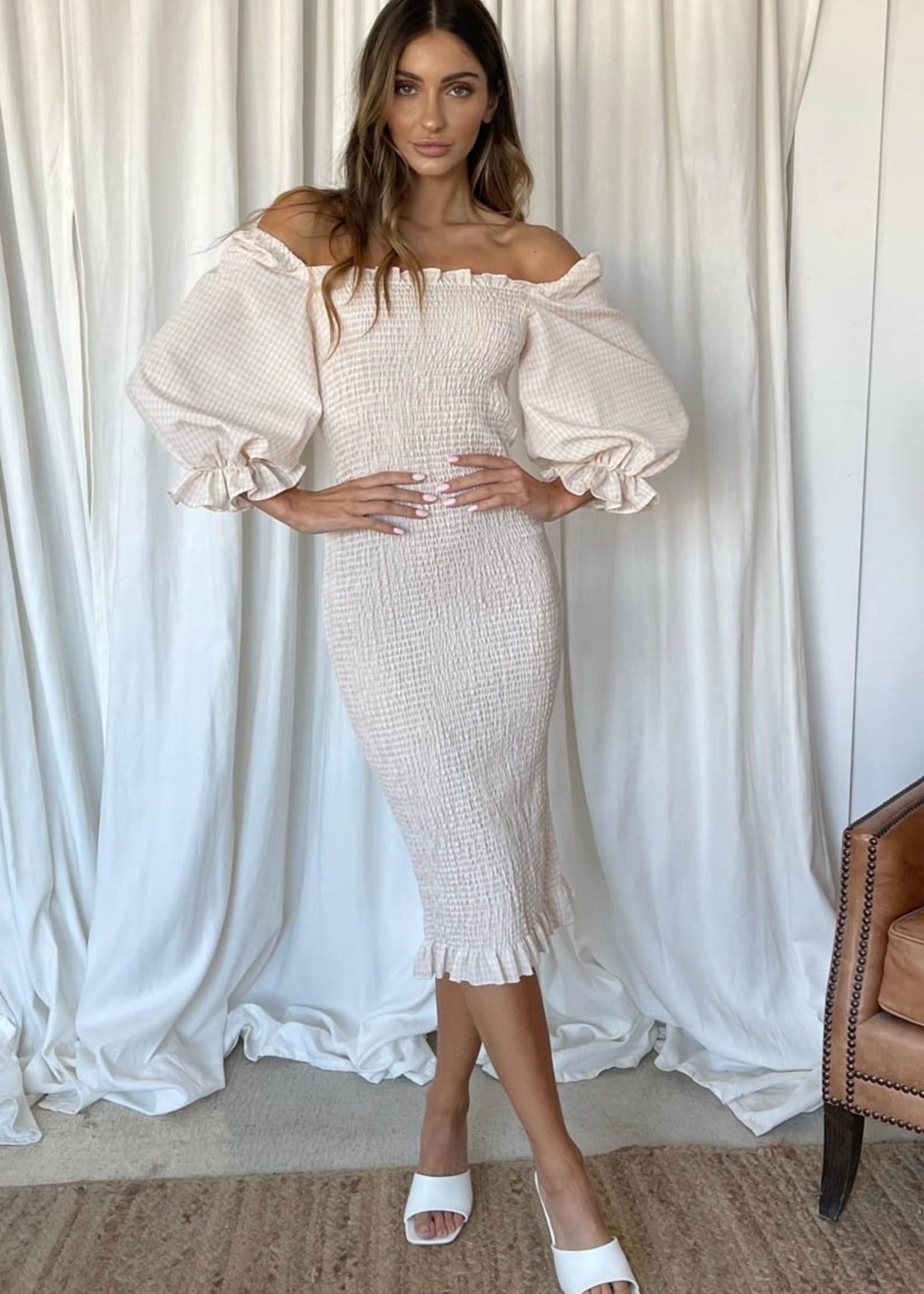 SNDYS Charlotte Dress