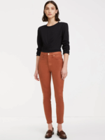 7 for all mankind High Waisted Ankle Skinny Spice