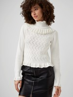 French Connection Kamillia Lace Sweater
