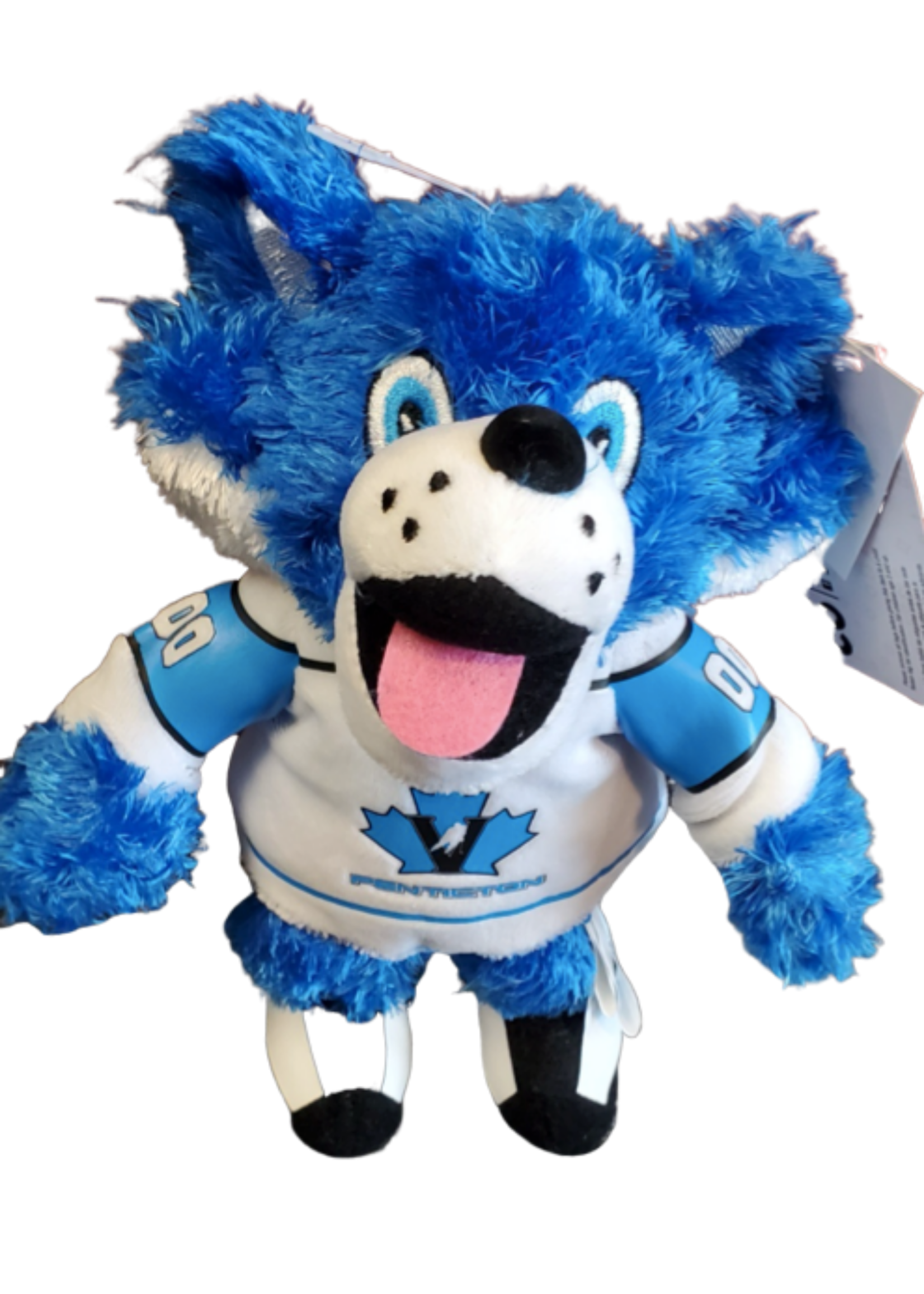 FOCO HarVee Vees Mascot Plush Fox