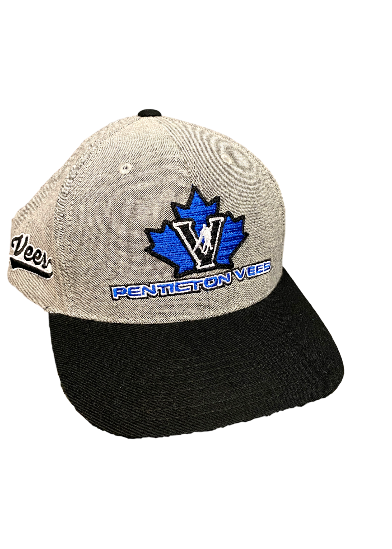 American Needle Penticton Vees Hat-Ball Game