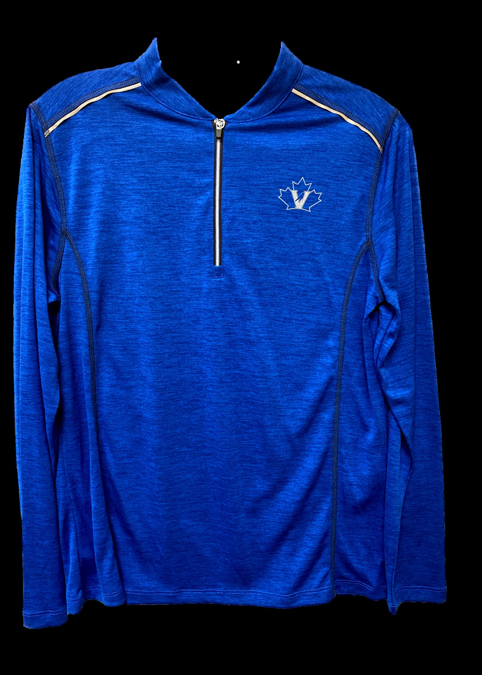 Core 365 Mens Long Sleeve Tech Shirt-Medium