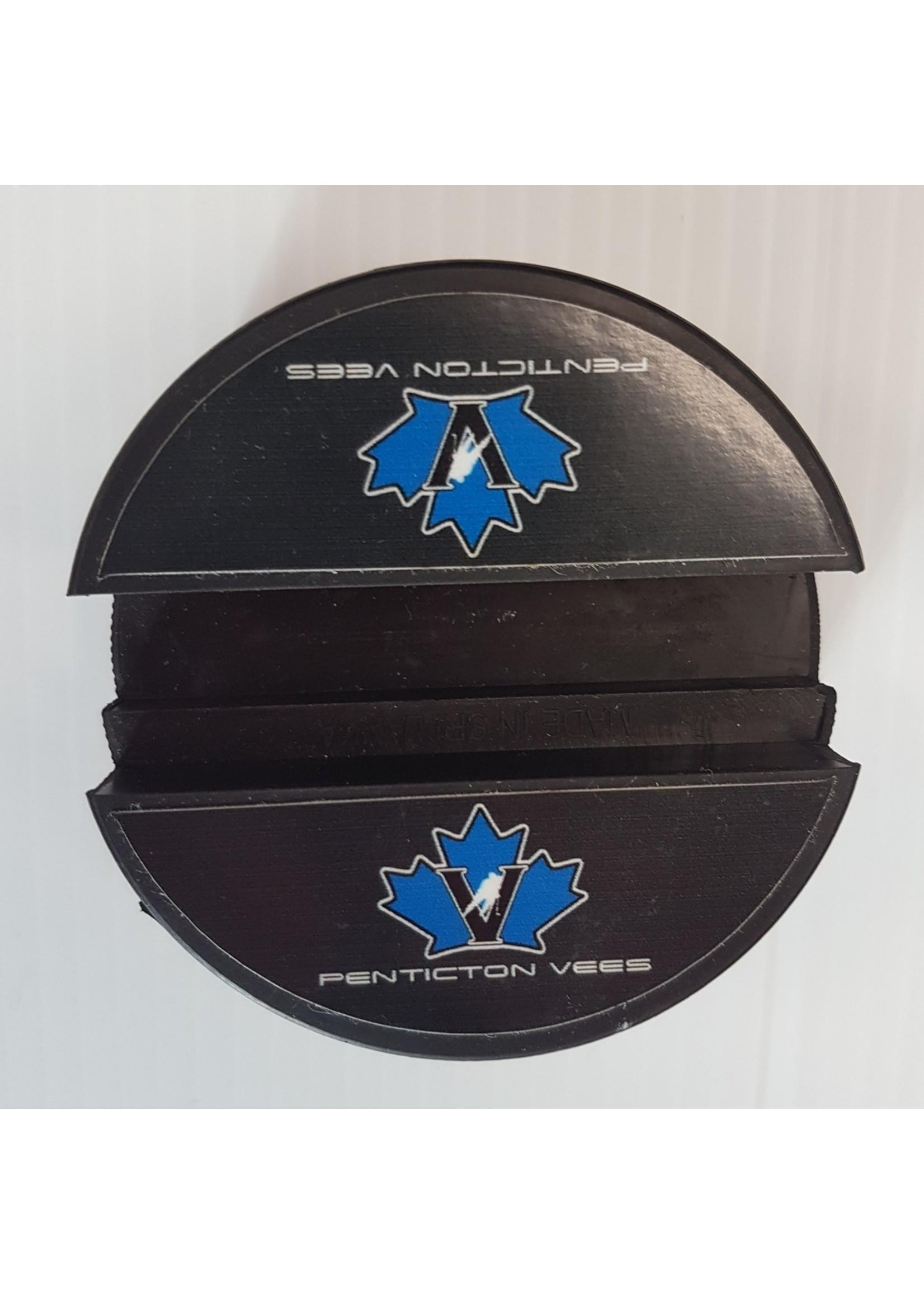 Vees Hockey Puck Phone/Tablet Holder