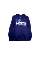 Under Armour Vees Under Amour Hoodie Navy
