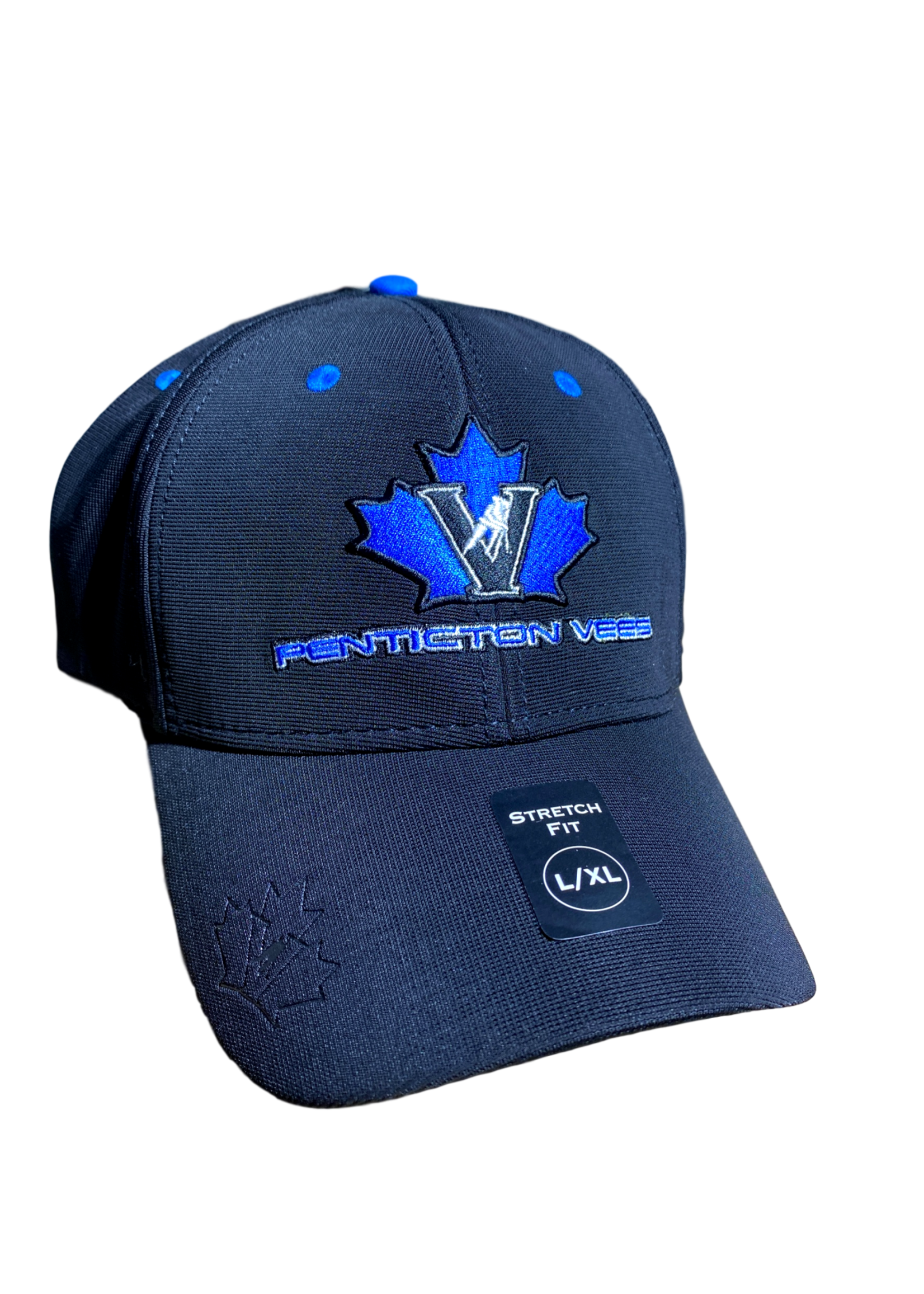 American Needle Eboss stretch Hat Flex Fit