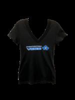 Levelwear Women's V-Neck T Shirt - Entice