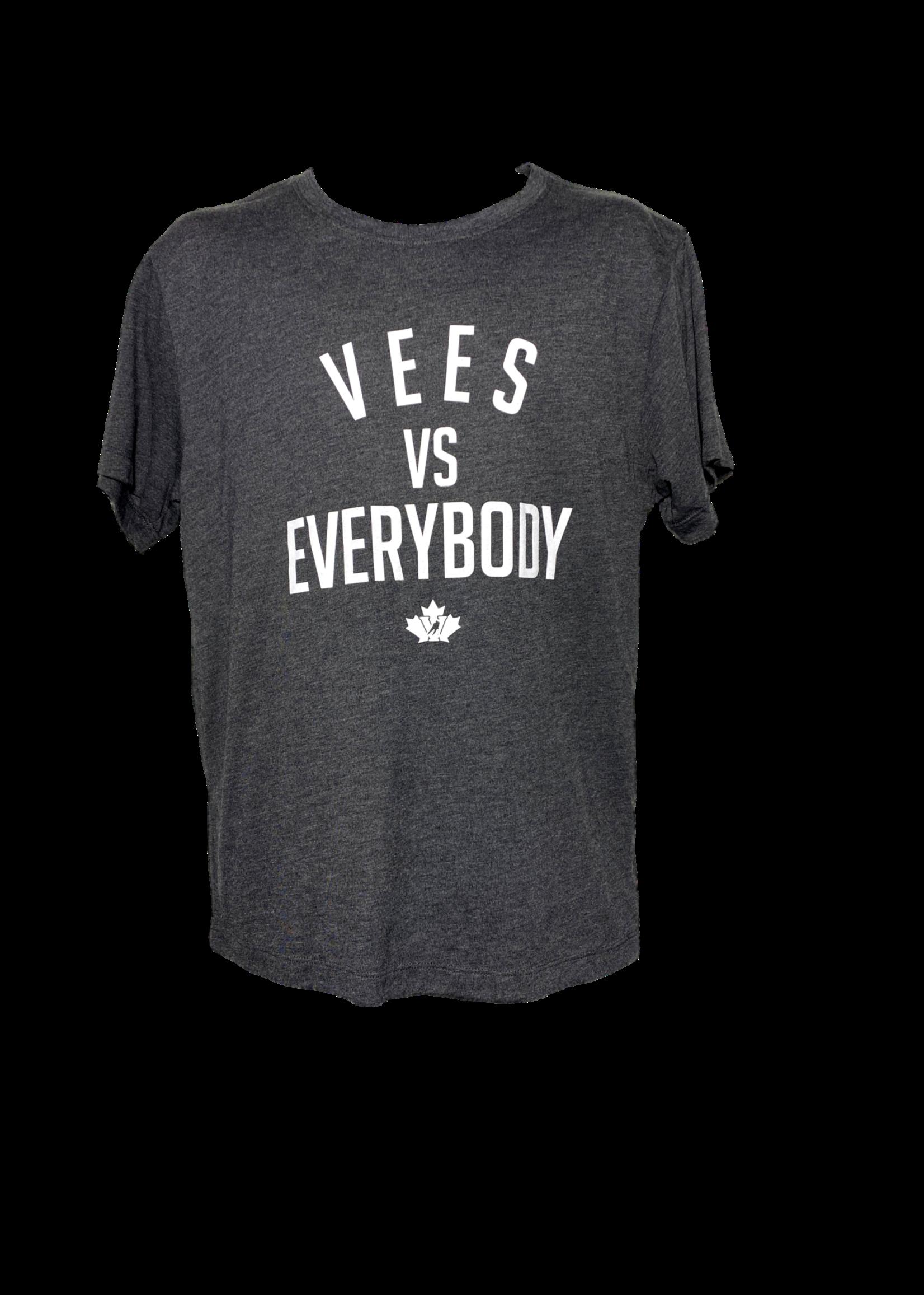 "Omni Apparel Mens ""Vees vs Everybody"" T Shirt"