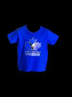 Gilden Vees Blue Toddler T Shirt
