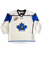 Bauer Vees Youth Replica Jersey- White
