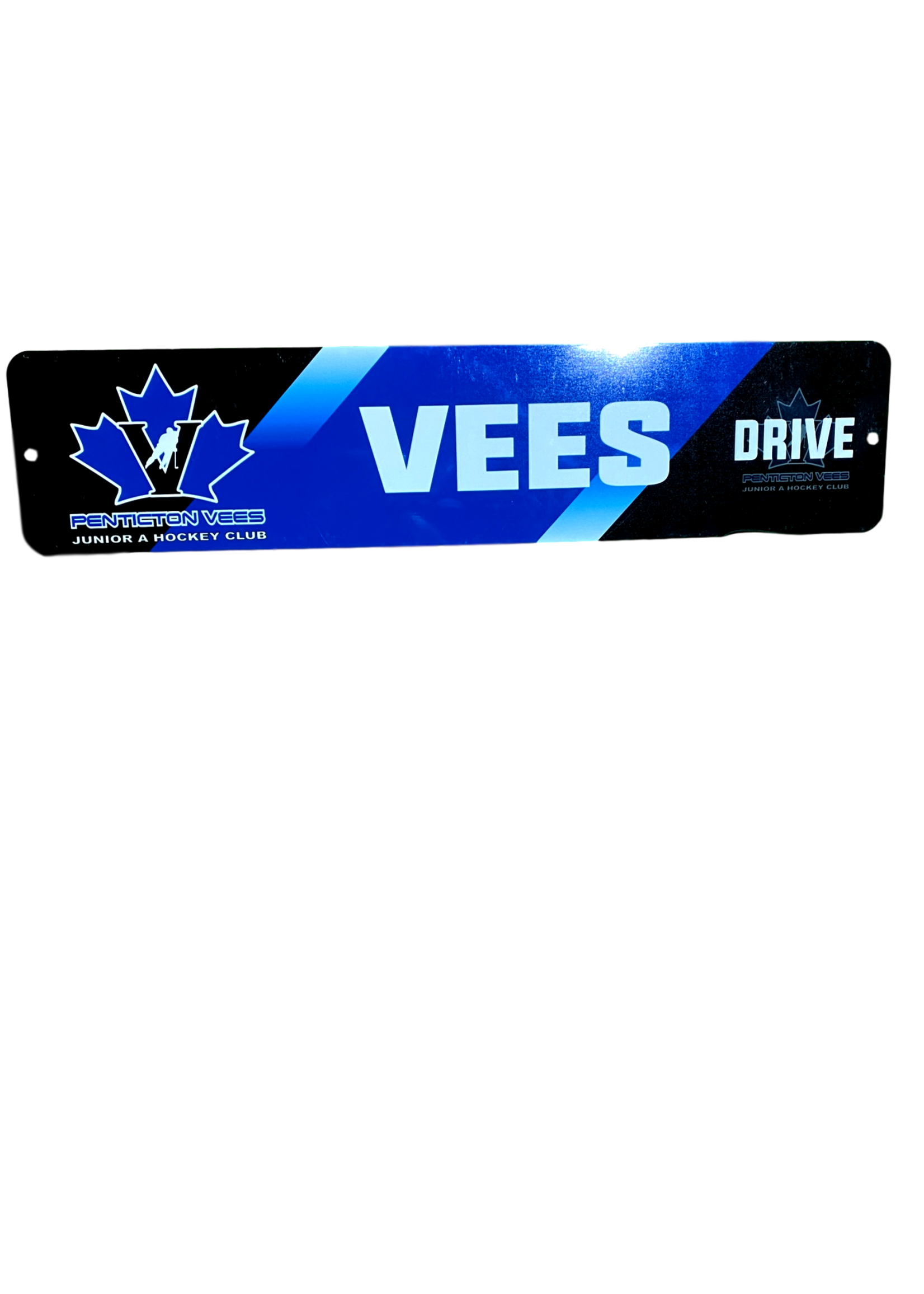 Vees Drive Sign