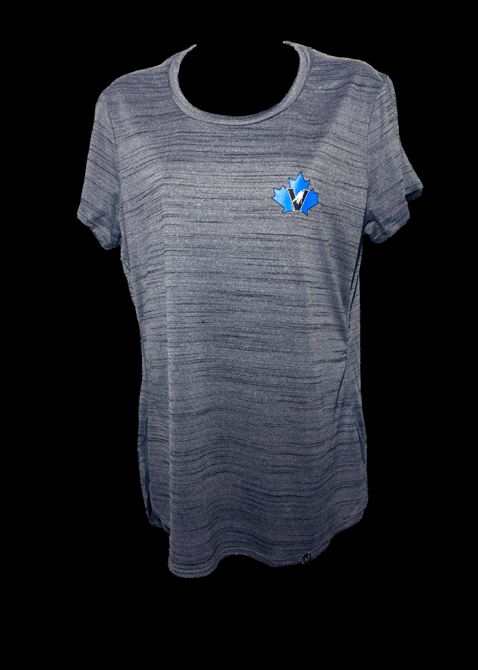 Levelwear Penticton Vees Ladies Tech T Shirt