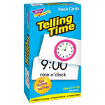 TREND Telling Time Cards