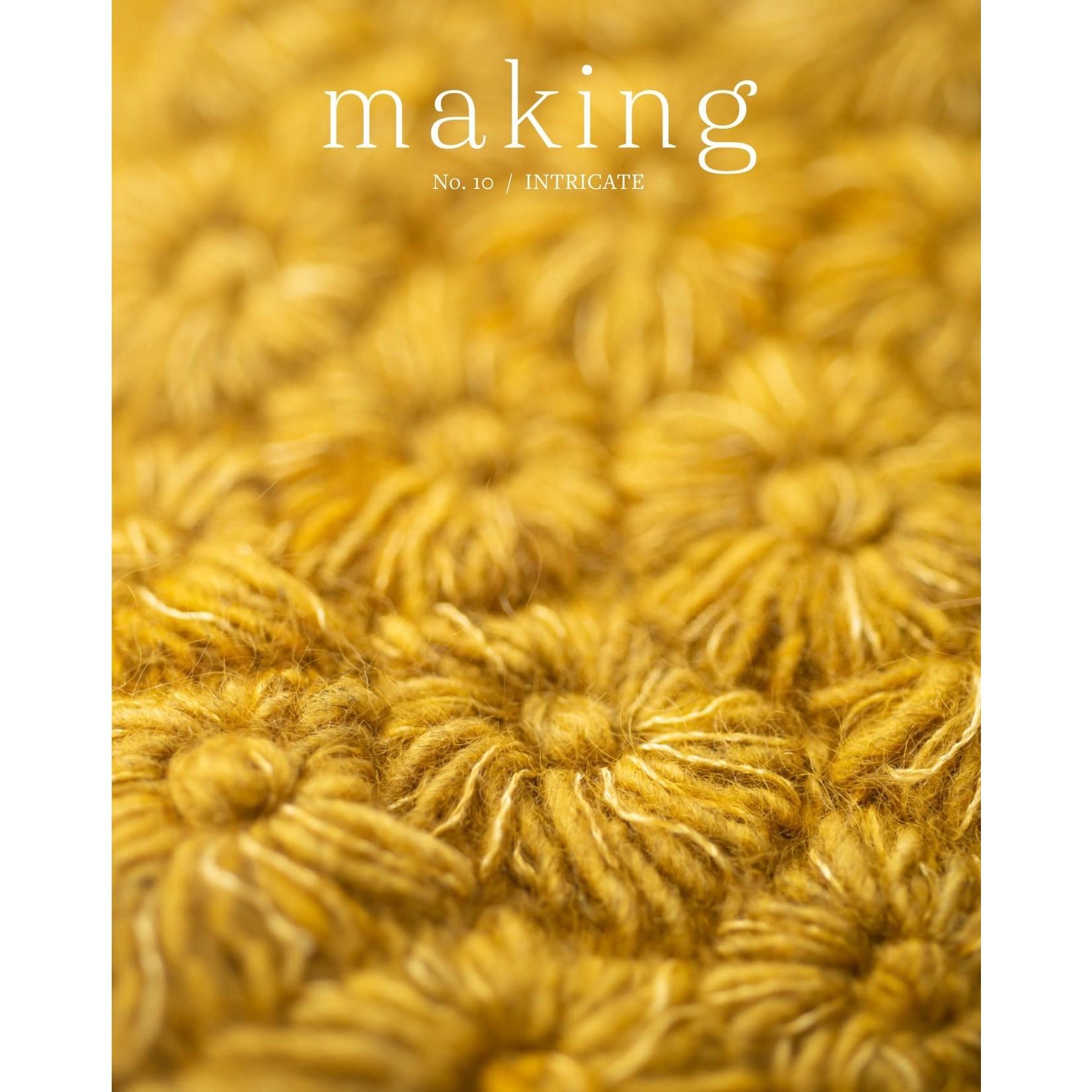 making making No. 10 / Intricate