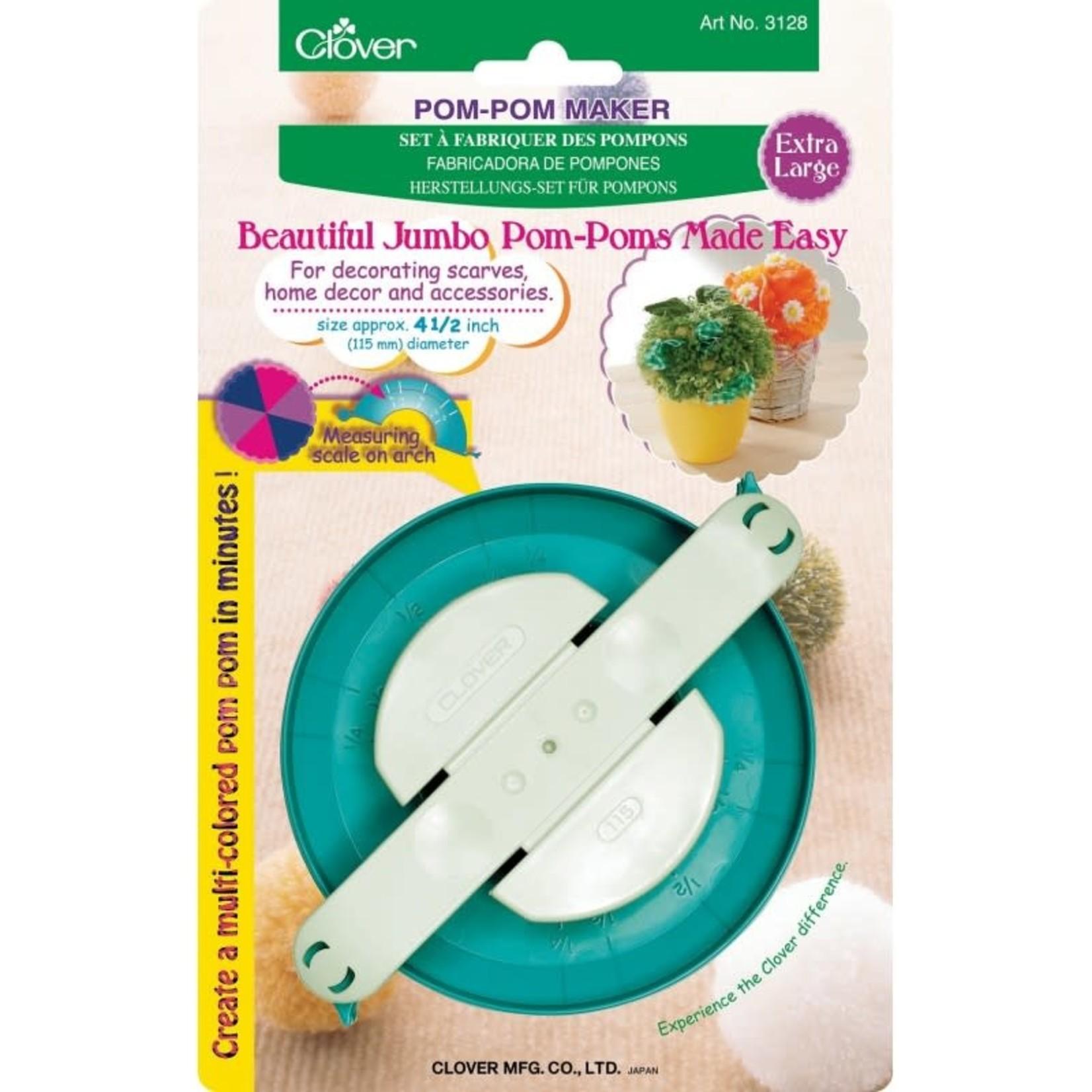 Clover Clover Pom-Pom Maker Jumbo