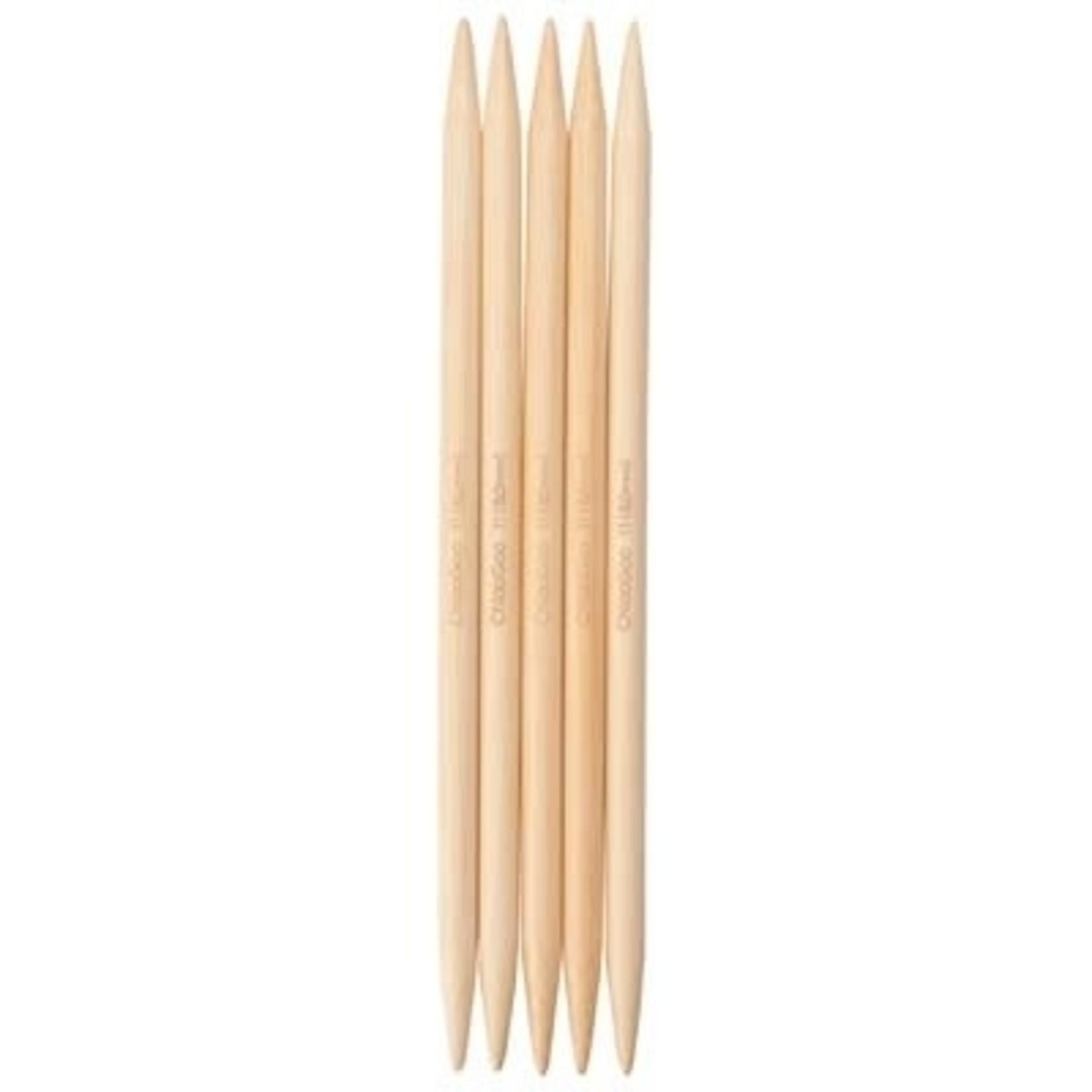 """ChiaoGoo ChiaoGoo - 8"""" Bamboo DPNs"""