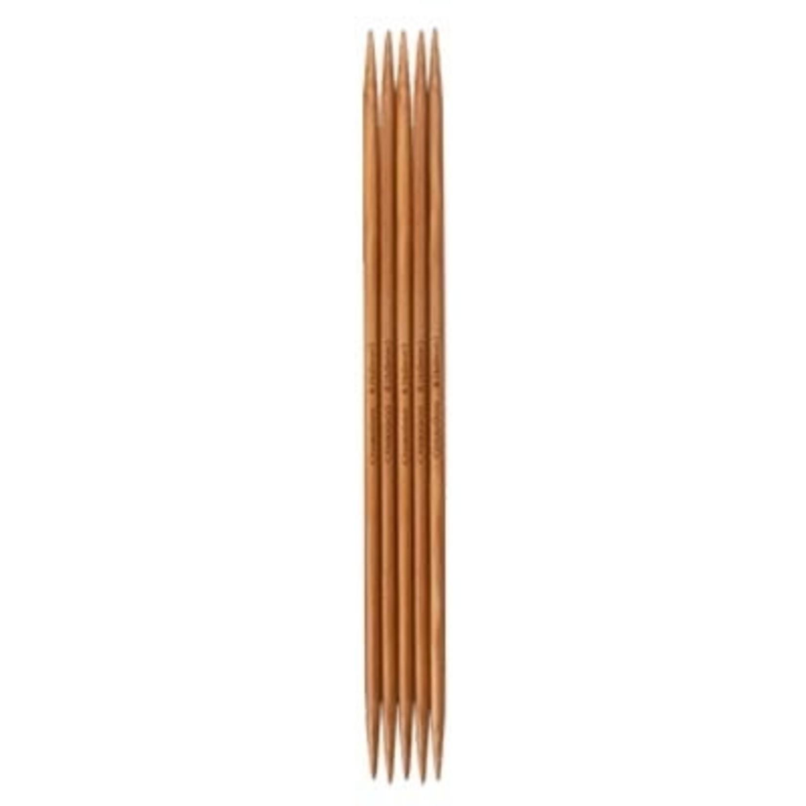 "ChiaoGoo Chiaogoo Patina Bamboo 6"" DPN's"