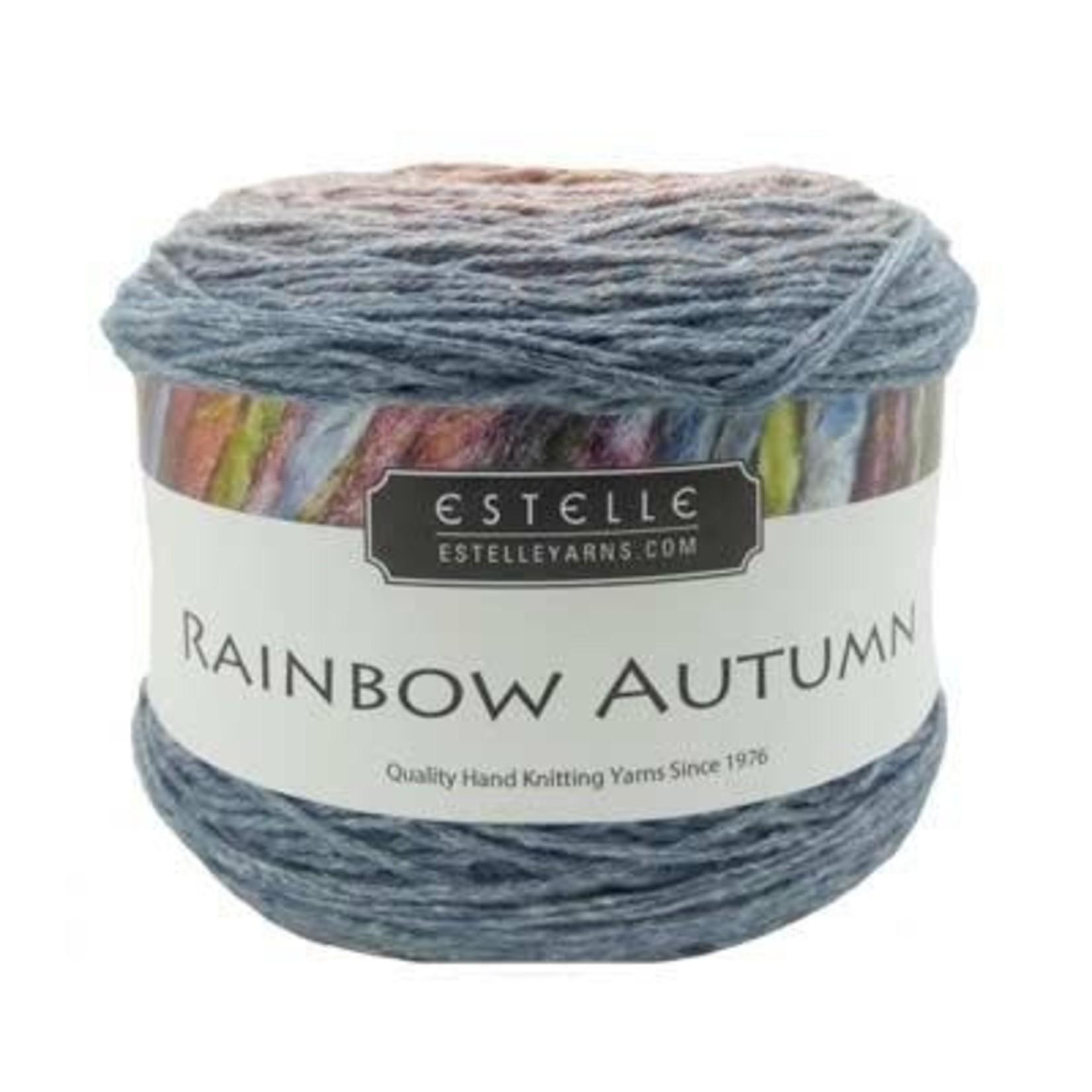 Estelle Yarns Estelle - Rainbow Autumn