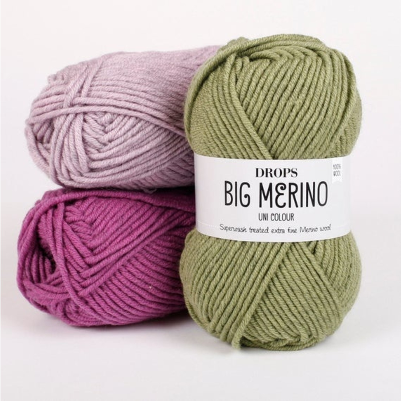 Garnstudio DROPS Big Merino