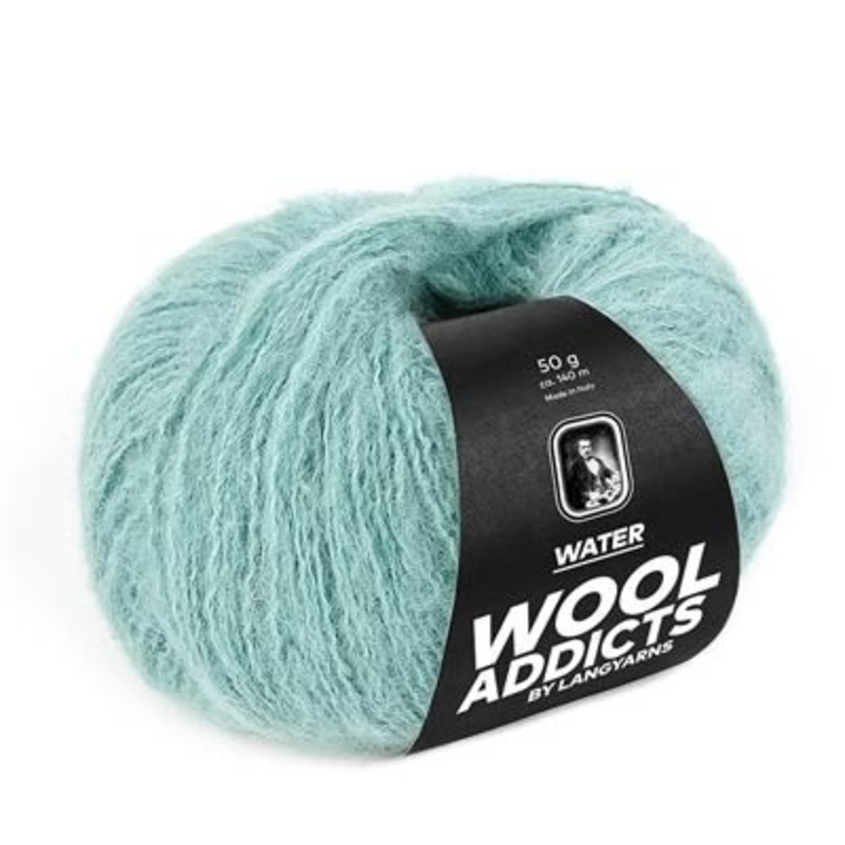 Lang Yarns Wool Addicts by Lang - Water