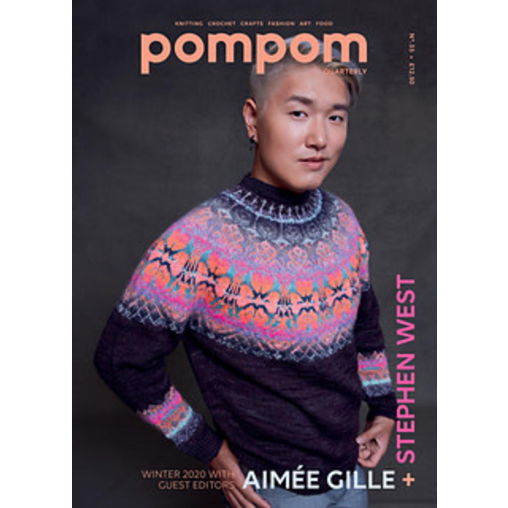 Pom Pom Publishing pompom Quarterly - Winter 2020