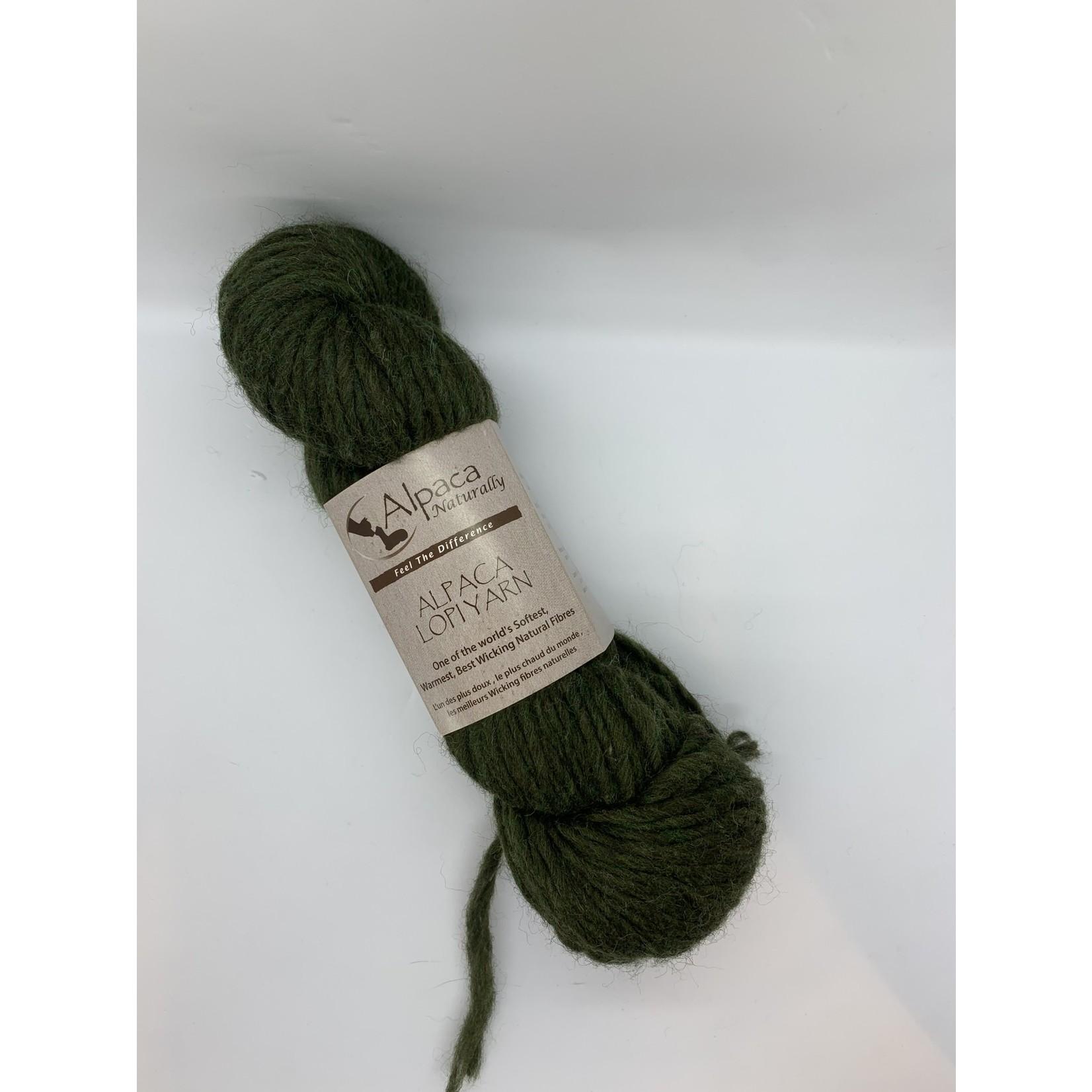 Alpaca Naturally Lopi Yarn