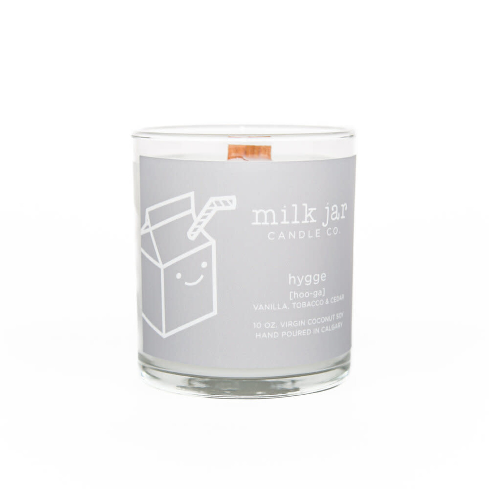 Milk Jar Candle Co. Hygge Candle