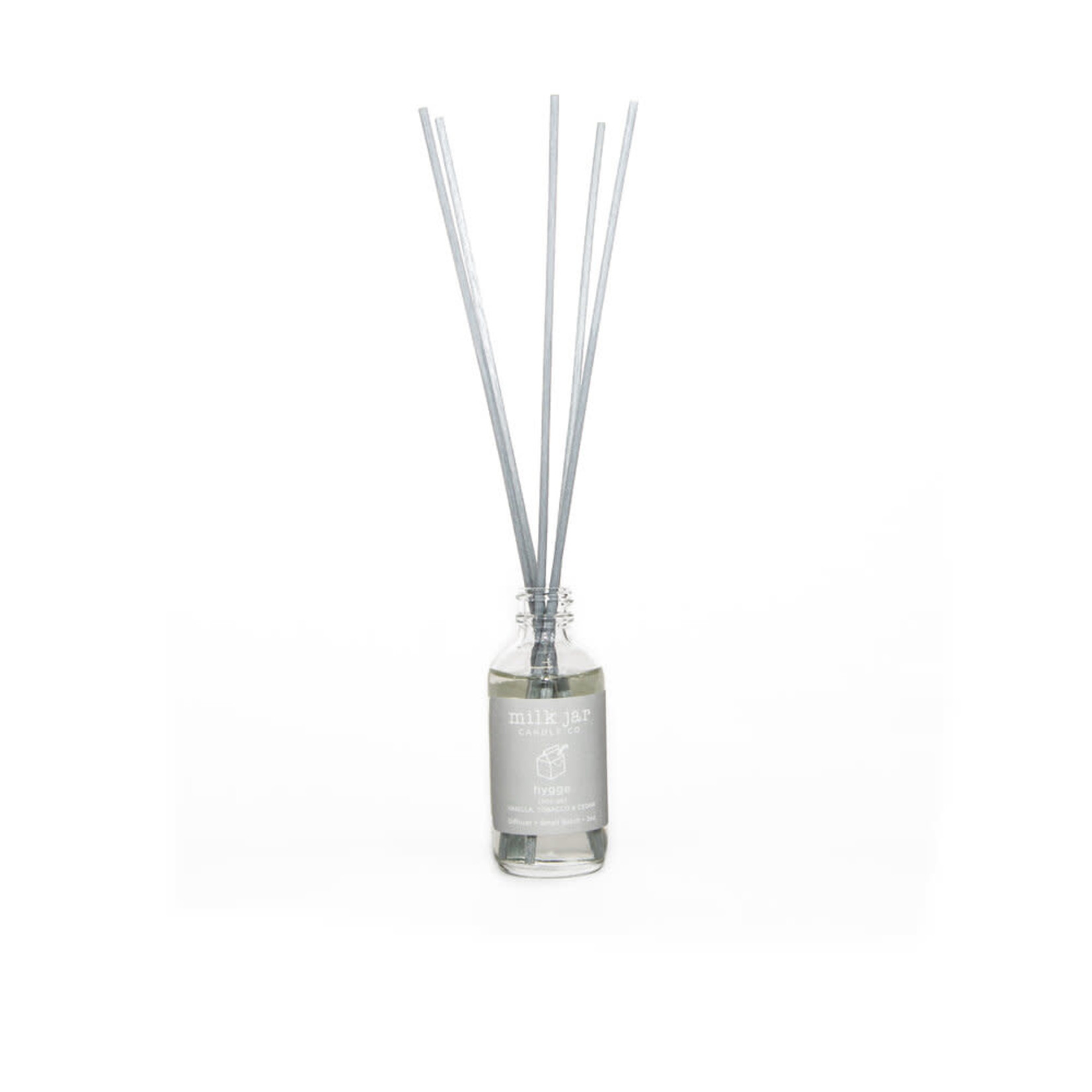 Milk Jar Candle Co. Milk Jar Candle Co. - DIFFUSER Hygge