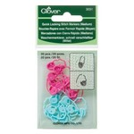 Clover Clover Quick Locking Stitch Markers (Medium)