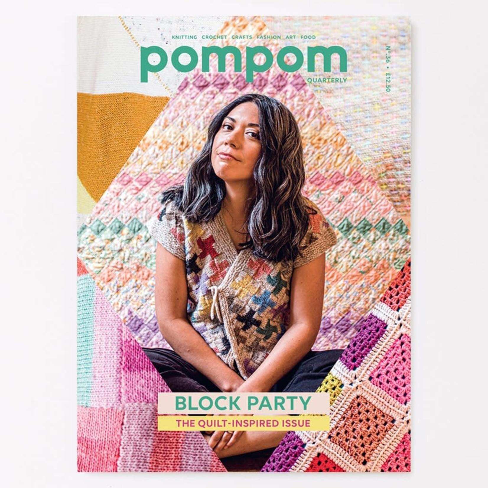 Pom Pom Publishing pompom Quarterly - Spring 2021