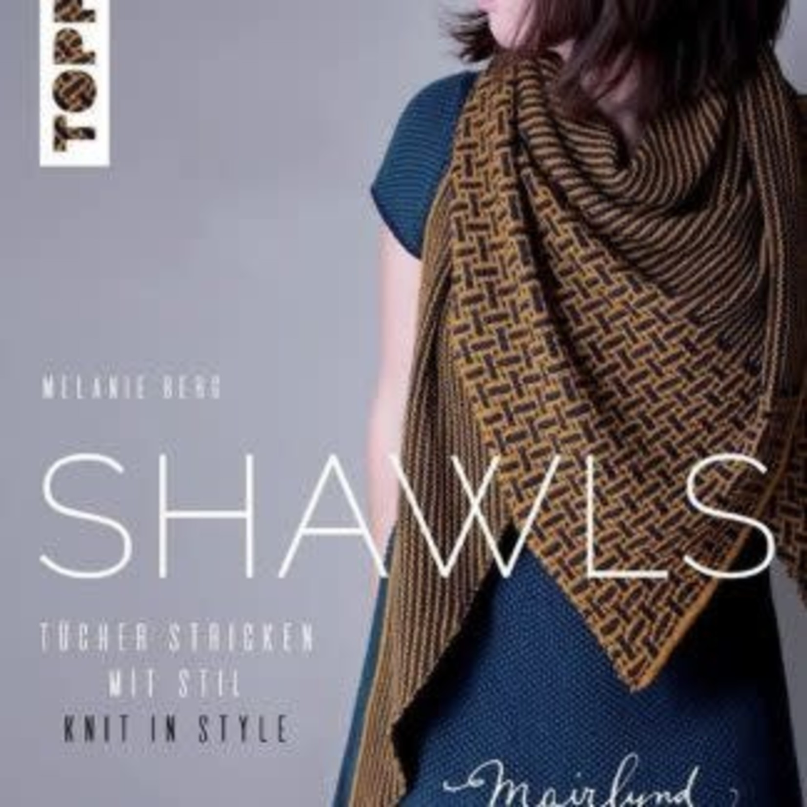 Julie Asselin Shawls by Melanie Berg