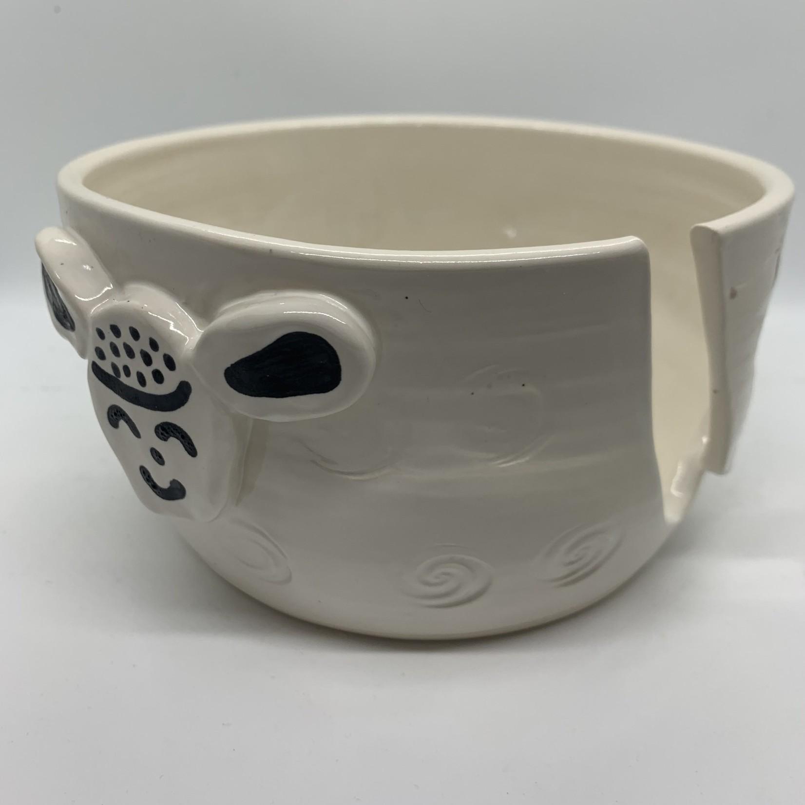 Shelley's Artistry Co Yarn Bowls