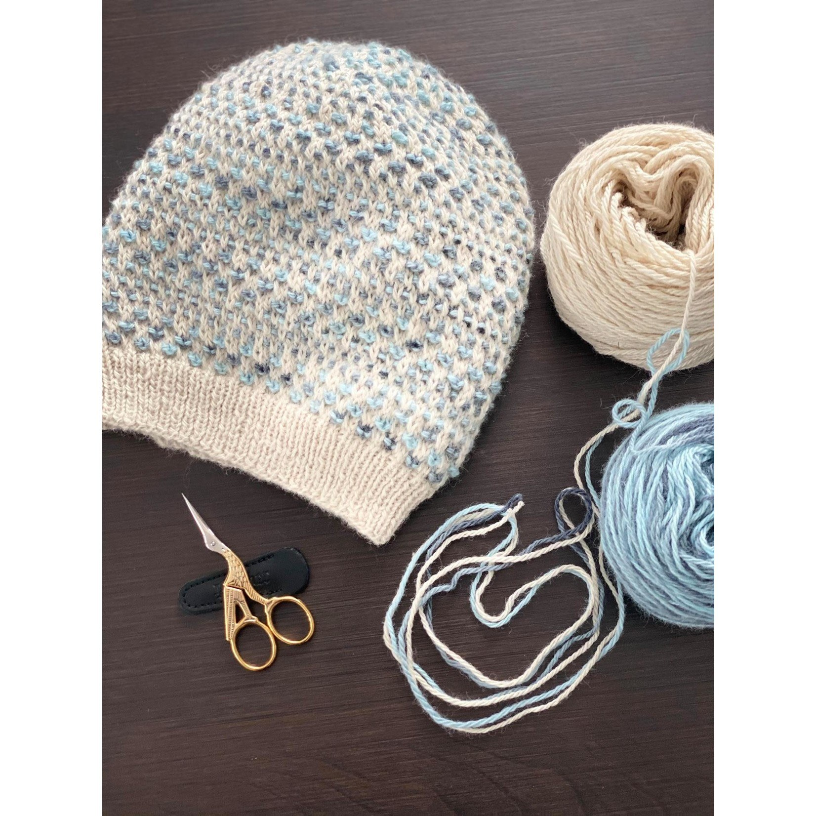 Prairie Spirt Alpacas Shiftalong Hat Kit