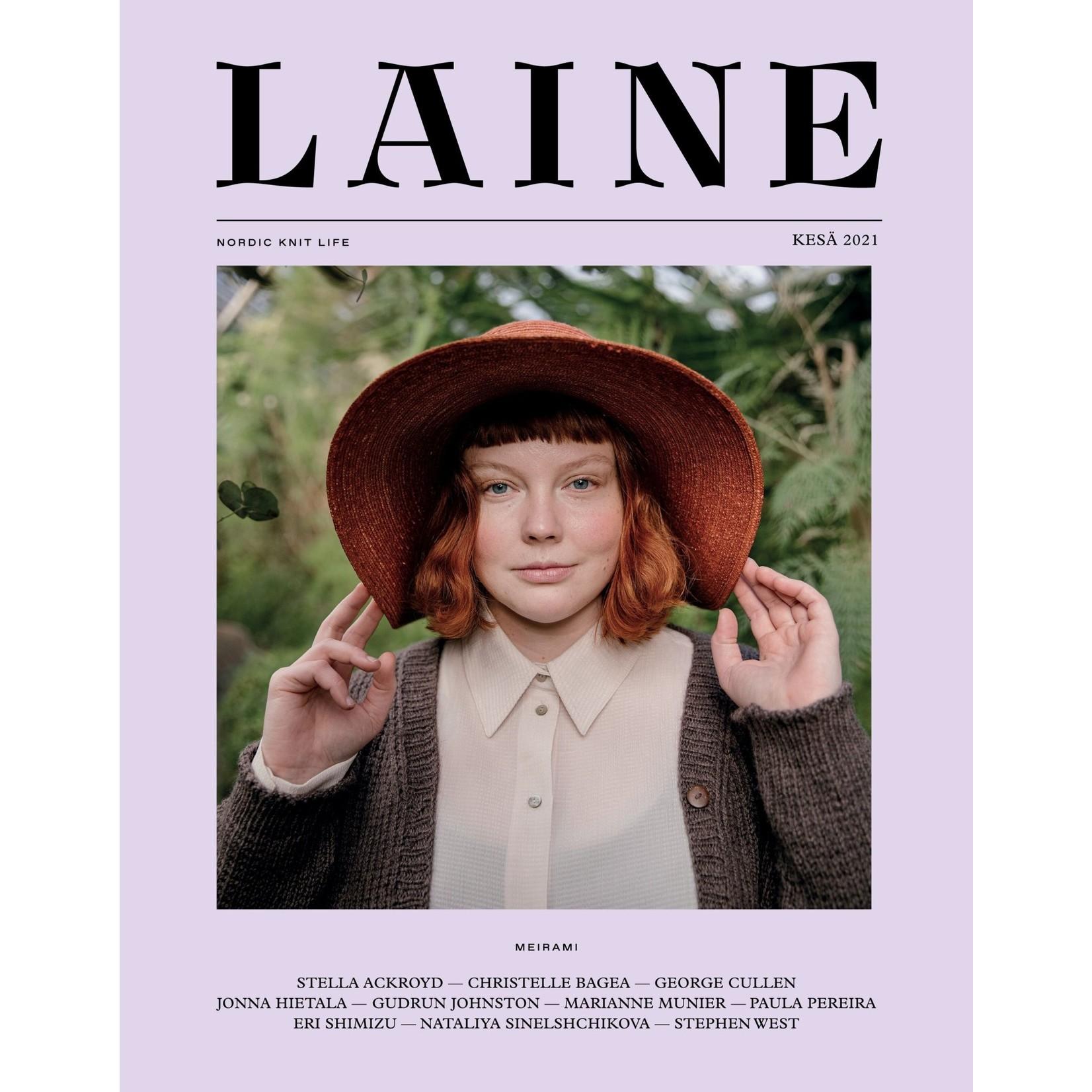 Laine Laine Issue  11