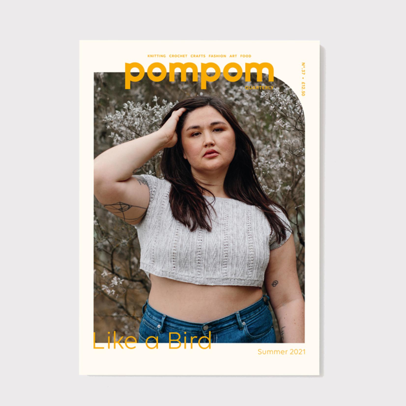 Pom Pom Publishing pompom Quarterly  - Summer 2021 Like a Bird