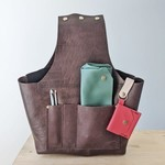 Her Leather Co. Bernadette Large Project Bag