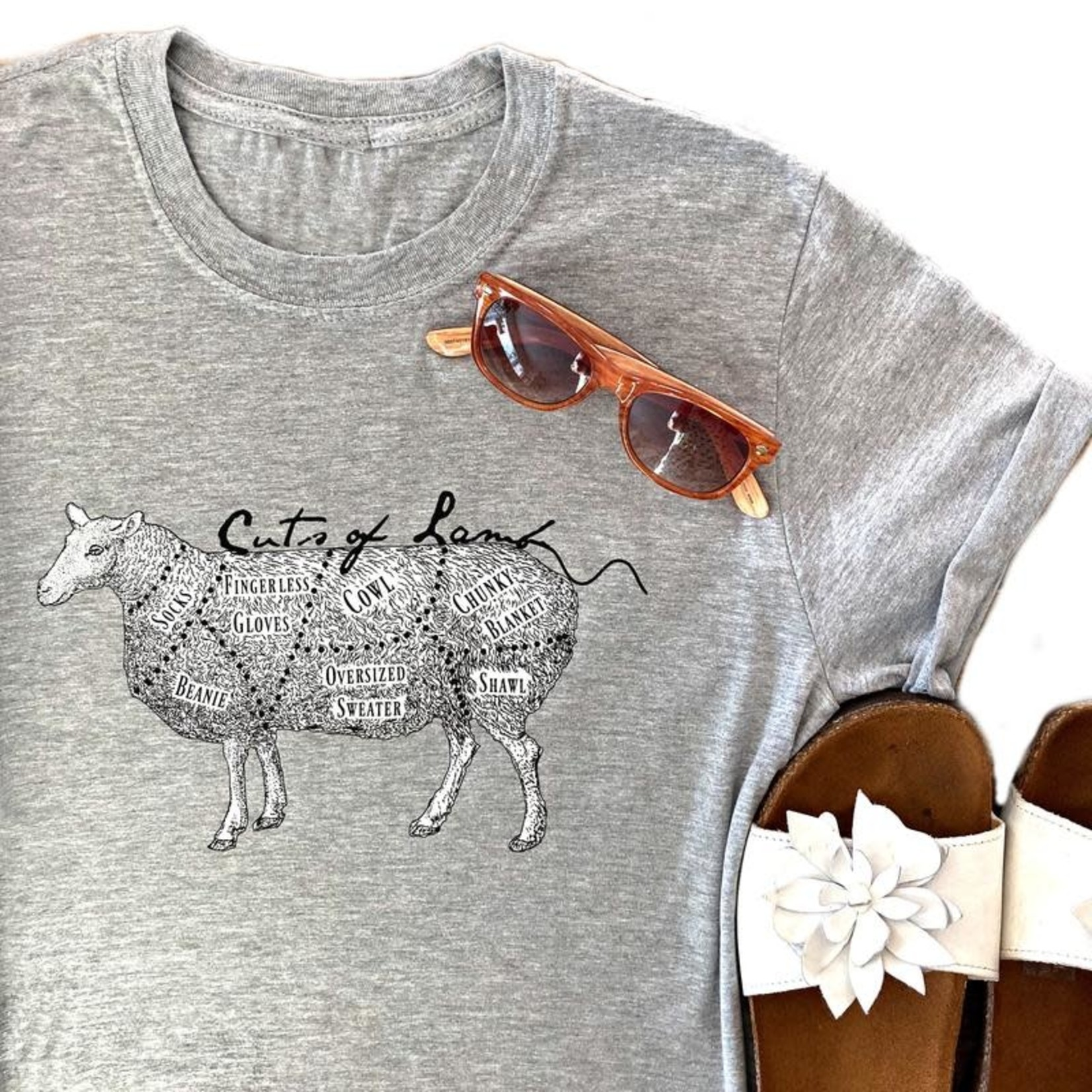 Firefly Notes Cuts of Lamb T-Shirt