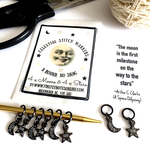 Firefly Notes Celestial Stitch Markers