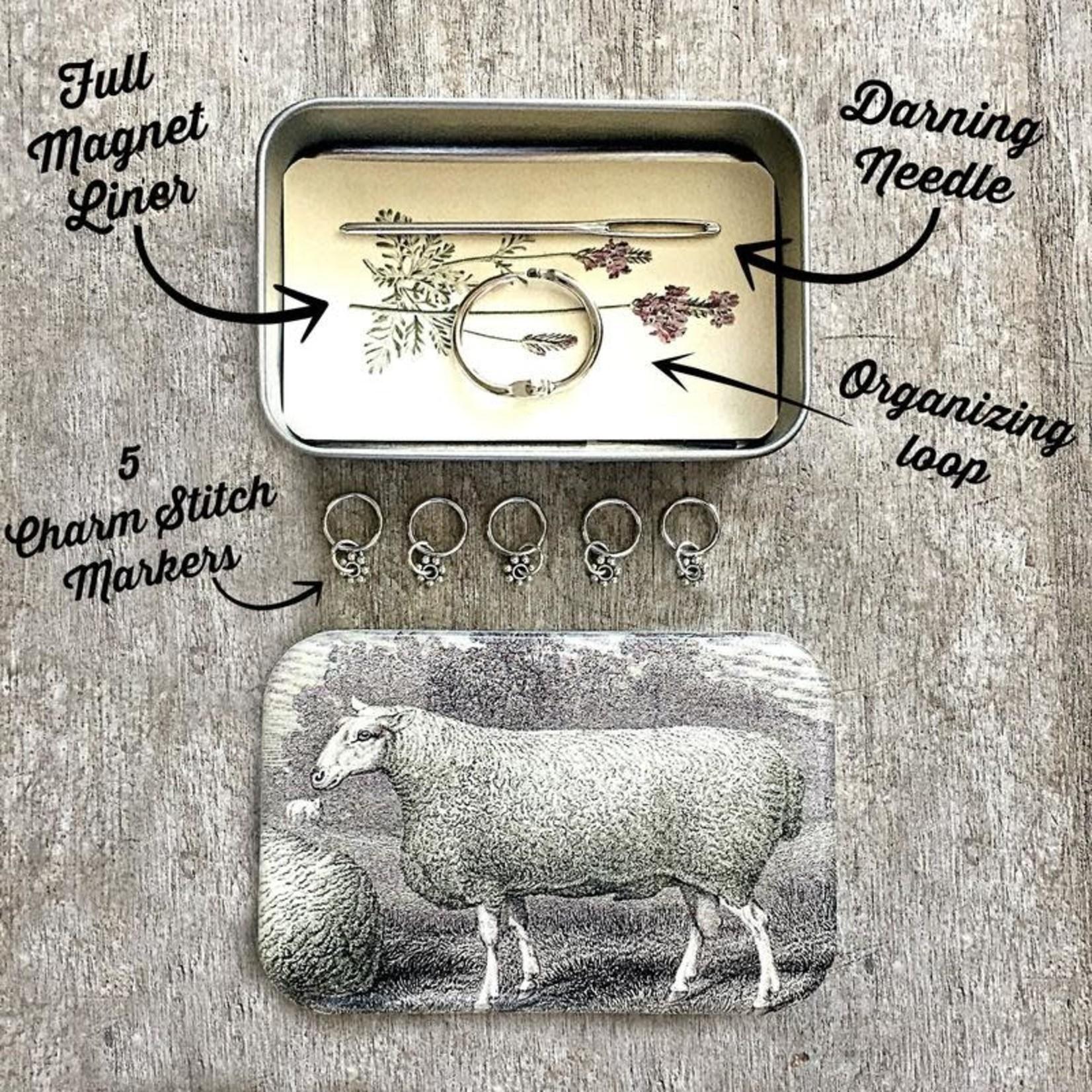 Firefly Notes Sheep Knitting Kit,
