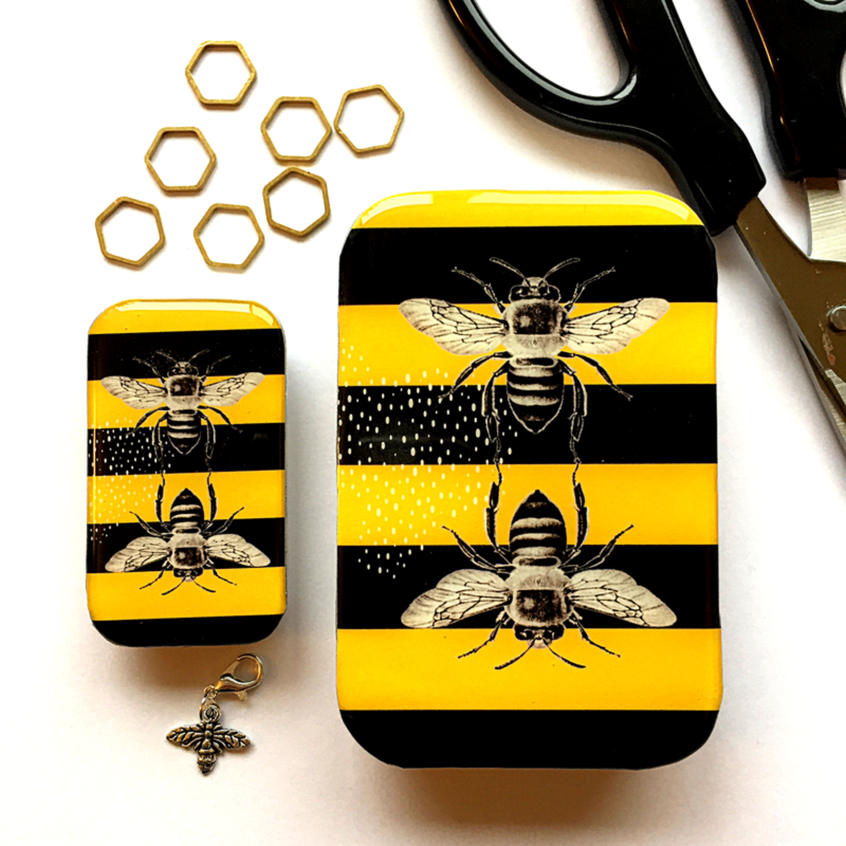 Firefly Notes Bee Storage Tin