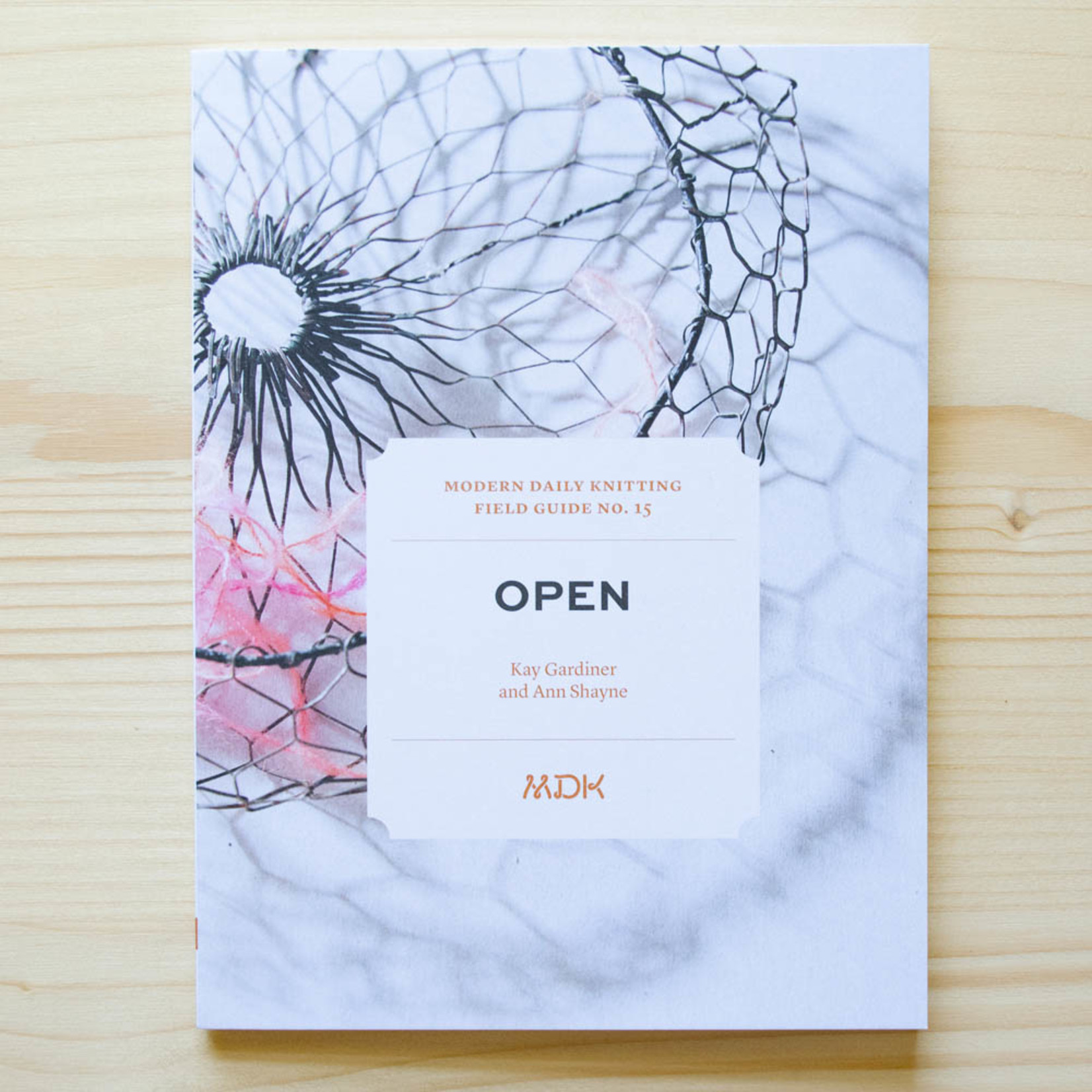 Modern Daily Knitting Modern Daily Knitting Field Guides