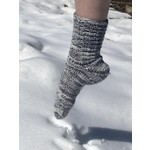 Yarn Twisters Two at a Time, Toe up Worsted Weight Socks
