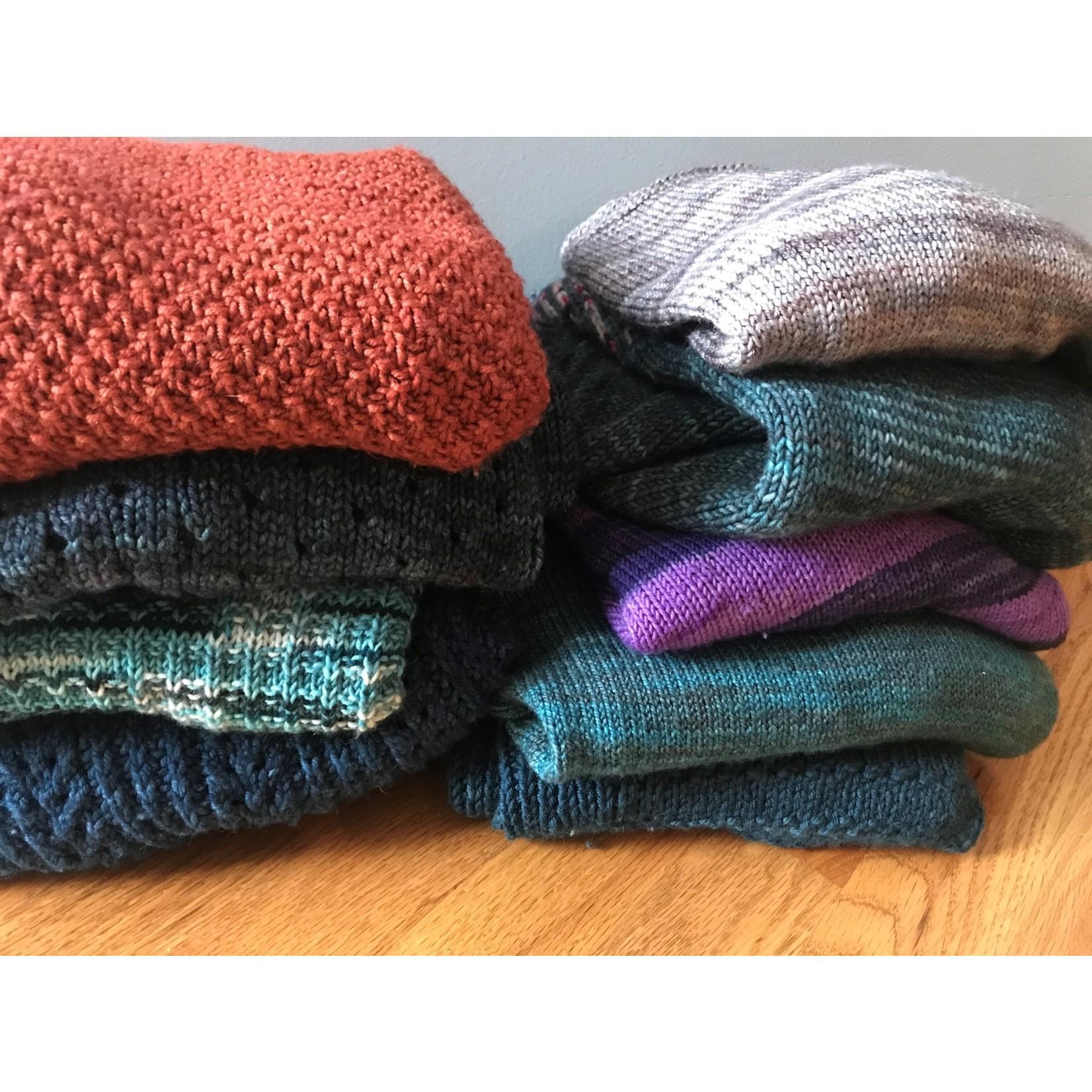 Yarn Twisters Choose your own adventure: Beginner Sweater