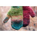 Yarn Twisters Learn to Knit Mittens