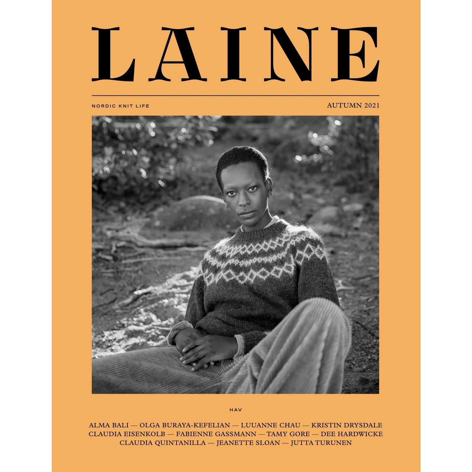 Laine Laine Issue 12