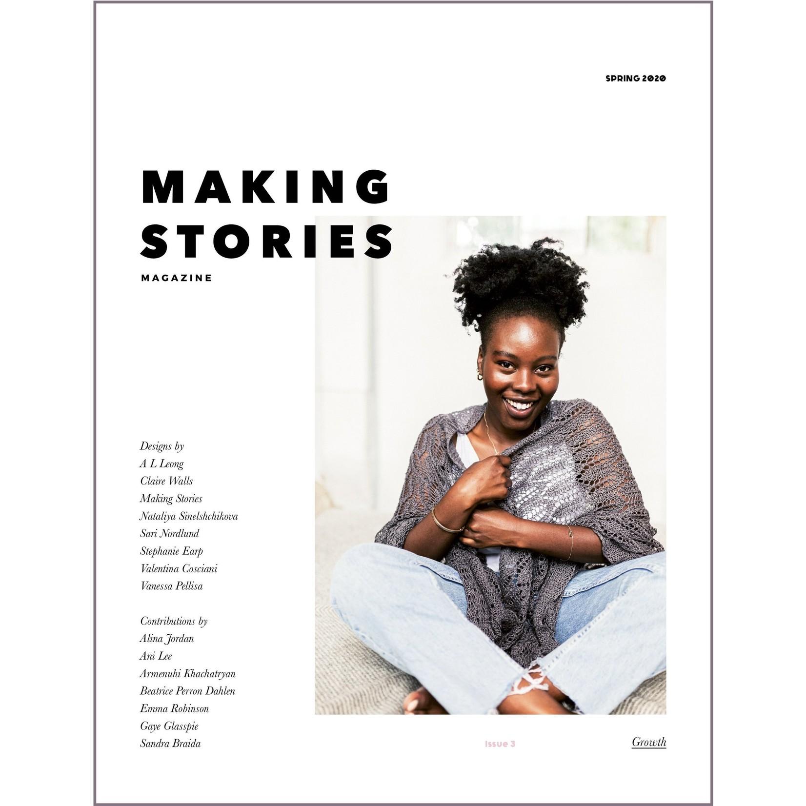 making Making Stories