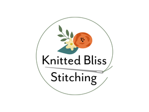 Knitted Bliss Stitching